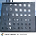 Stainless Steel Perforated Metal 2