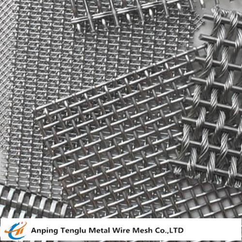 Black iron wire cloth tenglu china manufacturer