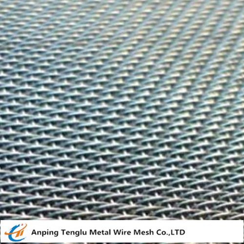 Five-Heddle Weave Stainless Steel Wire Cloth