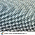 Five-Heddle Weave Stainless Steel Wire
