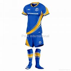 Rugby Football Uniform