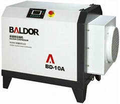 BALDOR screw air compressor BD-10A 7.5kw