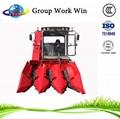 Agricultural Grain Combine  Harvester