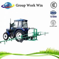 Agricultural self propelled diesel