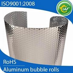 heat insulations aluminum foil bubble roll