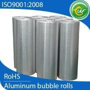 heat insulations aluminum foil woven fabric roll