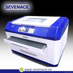 Letterpress plate washing machine
