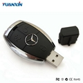 High Speed Promotion Mercedes Benz Key USB Flash Drive 1