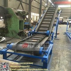 DJ sidewall belt conveyor vertical belt