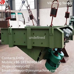 Jinrui feeding equipment vibrating feeder