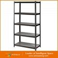 warehouse OEM steel rivet display shelf