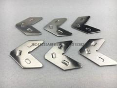 专业生产不锈钢成型组角片