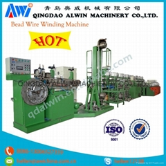GSQ 8-28 Tyre Bead Wire Grommeting Forming Winding Machine one position