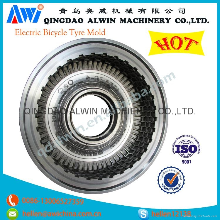 Steel Tire Mold for Motorcycle/Bicycle/Truck 1