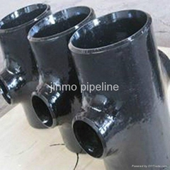 EN10253 Butt Welded Seamless Piping TEE