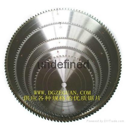 鋁合金切割鋸片 1