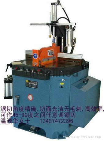鋁合金母線槽切斷機 1