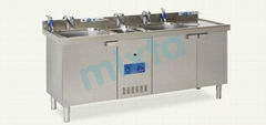 ultrasonic cleaner counter