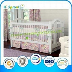Cotton Baby Crib Bedding Set