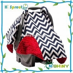 Double Layers Baby Car Seat Cover
