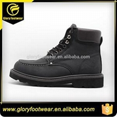Goodyear Leather Hunting Work Boots