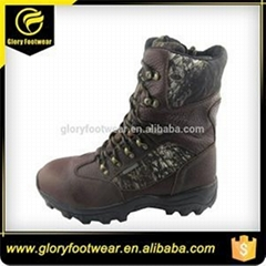 Camouflage Waterproof Hunting Boots