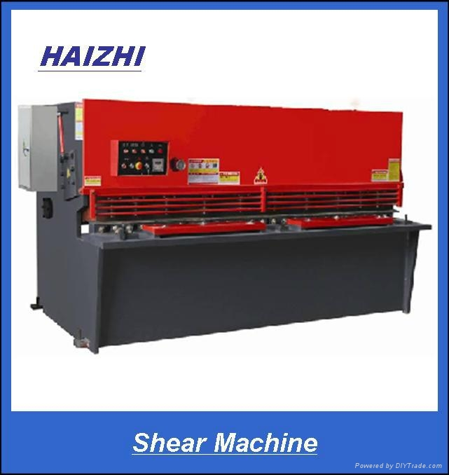 Shear Machine metal bellow expansion joint forming machine - HZJBJ01