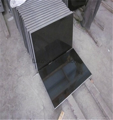 black granite with best quality and fast