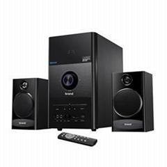 2.1ch PC Multimedia Active Speakers with Karaoke speakers WP-202