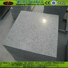 China  Polished G341 Grey Granite Floor Tiles