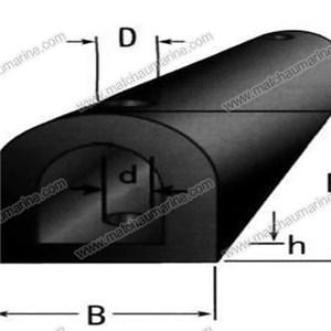 D-type Rubber Fender 1