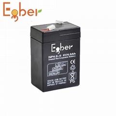 6V4AH battery