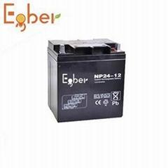 12V24AH儲能蓄電池