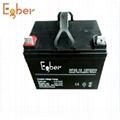 12V33AH lead acid battery