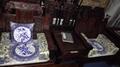 大红酸枝十件套沙发 4