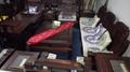大红酸枝十件套沙发 3