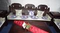 大红酸枝十件套沙发 1