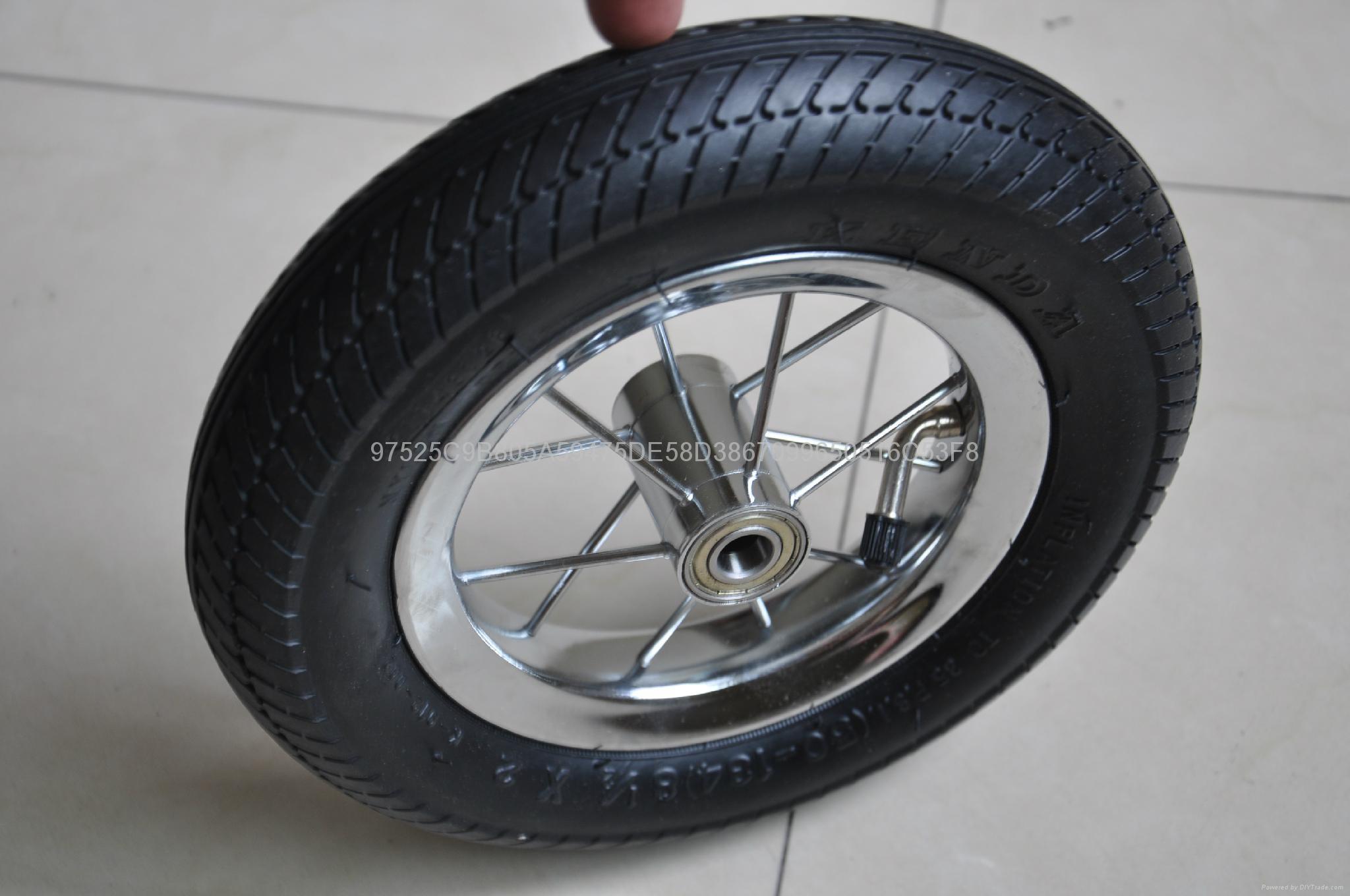 供應塑料輪轂  5