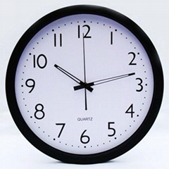 contemporary wall clock