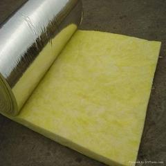 Fiberglass Wool Insulation Blanket