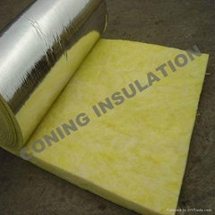 CONING Glass Wool Acoustic Insulation With Alu.foil