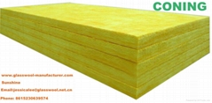 CONING INSULATION Glass Wool Board