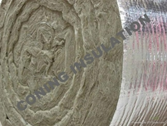 CONING INSULATION Rock Wool Insulation Roll Faced Aluminum Foil
