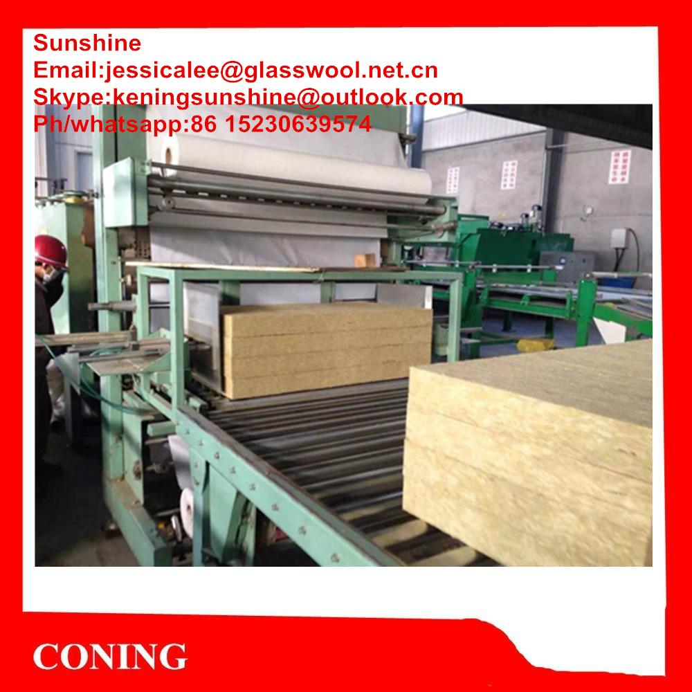 Coning fireproof rockwool insulation panel knrw 009 for Fireproof rockwool