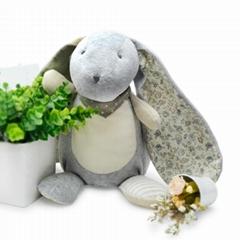 floral velvet rabbit toys Dolls for