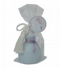 Soap flower set home decor fragrance pass MSDS report