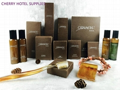 guest amenities set