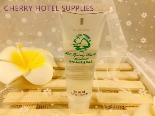 Disposable wholesale custom made bath gel (any liquid) in tube 4