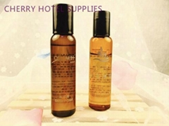 wholesale disposable hotel shampoo or other personal care  in bottle