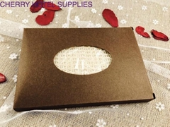 Custom wholesale Disposable Hotel shower loofah